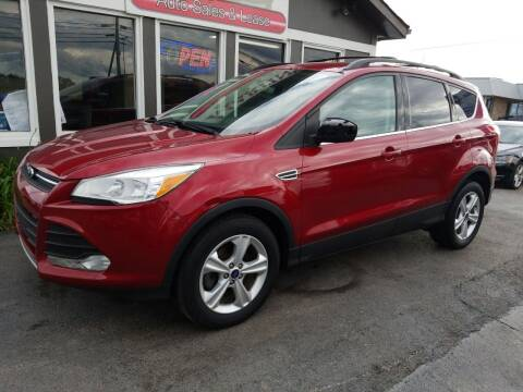 2013 Ford Escape for sale at Martins Auto Sales in Shelbyville KY