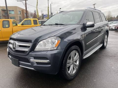 2010 Mercedes-Benz GL-Class for sale at Salem Motorsports in Salem OR