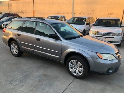 2008 Subaru Outback for sale at OCEAN IMPORTS in Midway City CA