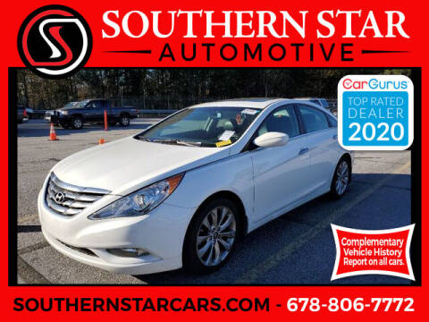 2013 Hyundai Sonata for sale at Southern Star Automotive, Inc. in Duluth GA