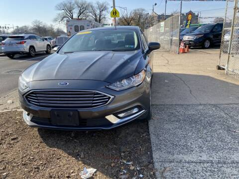 2017 Ford Fusion for sale at LaBate Auto Sales Inc in Philadelphia PA