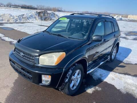 2003 Toyota RAV4 for sale at De Anda Auto Sales in South Sioux City NE