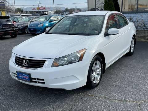 2008 Honda Accord for sale at Mack 1 Motors in Fredericksburg VA