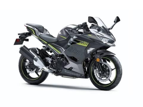 2021 Kawasaki Ninja® 400 ABS Metallic G for sale at Southeast Sales Powersports in Milwaukee WI