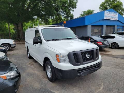 2015 Nissan NV Cargo for sale at Capital Motors in Raleigh NC