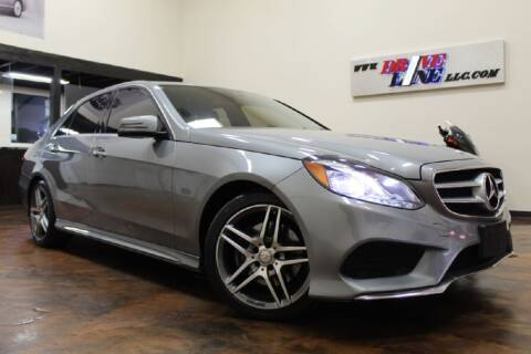 2014 Mercedes-Benz E-Class for sale at Driveline LLC in Jacksonville FL