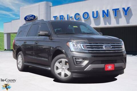 2020 Ford Expedition MAX for sale at TRI-COUNTY FORD in Mabank TX