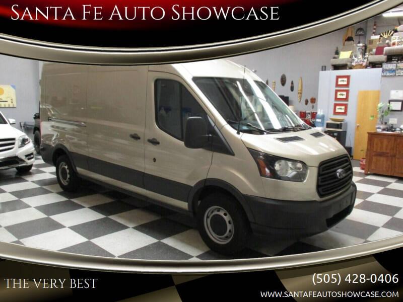 2017 Ford Transit Cargo for sale at Santa Fe Auto Showcase in Santa Fe NM
