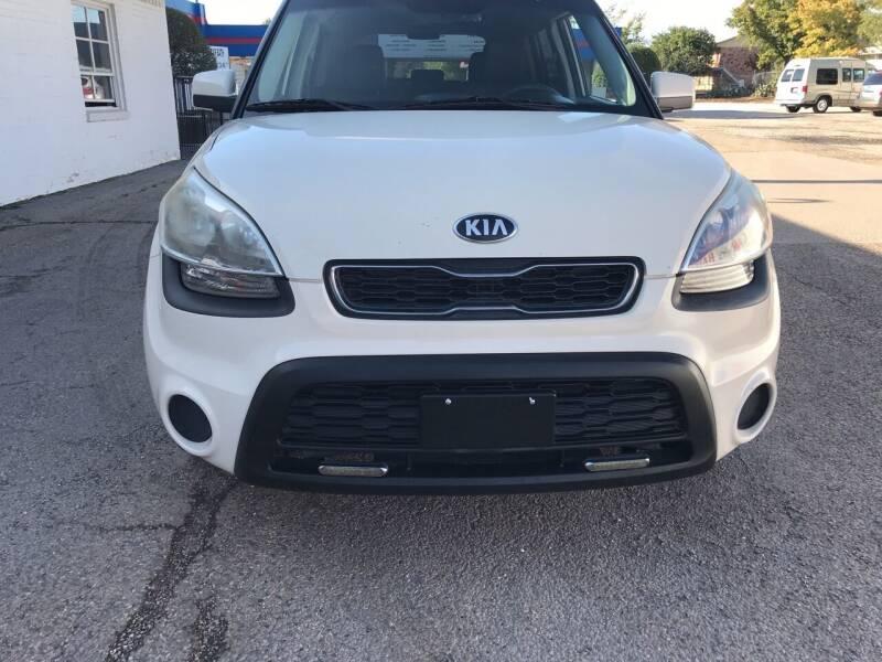 2013 Kia Soul for sale at Affordable Auto Sales in Dallas TX