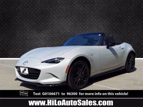 2016 Mazda MX-5 Miata for sale at BuyFromAndy.com at Hi Lo Auto Sales in Frederick MD