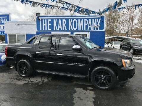 2007 Chevrolet Avalanche for sale at The Kar Kompany Inc. in Denver CO