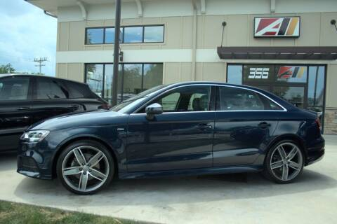 2017 Audi A3 for sale at Auto Assets in Powell OH
