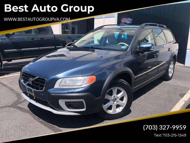 2008 Volvo XC70 for sale at Best Auto Group in Chantilly VA