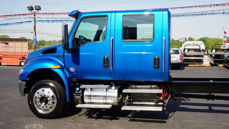2022 International MV Crew Cab for sale at Ricks Auto Sales, Inc. in Kenton OH
