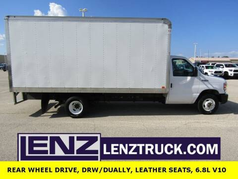 2019 Ford E-Series Chassis for sale at LENZ TRUCK CENTER in Fond Du Lac WI
