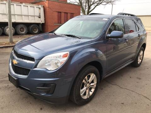 2011 Chevrolet Equinox for sale at Square Business Automotive in Milwaukee WI