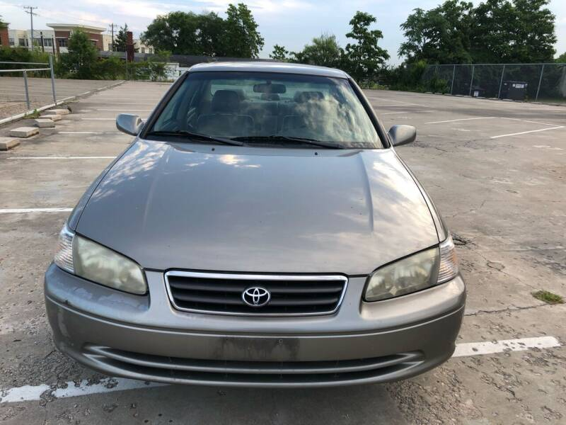 2000 Toyota Camry for sale at AUTO4N SALES LLC in Cincinnati OH