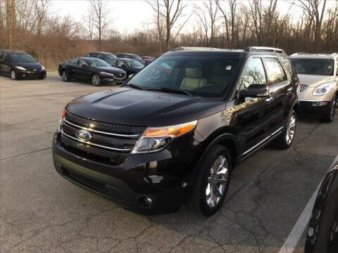 2013 Ford Explorer for sale at Tom Roush Budget Westfield in Westfield IN
