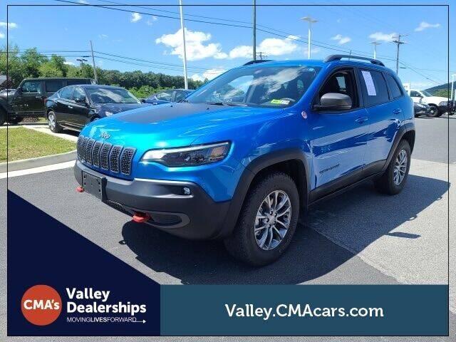 2019 Jeep Cherokee for sale in Staunton, VA