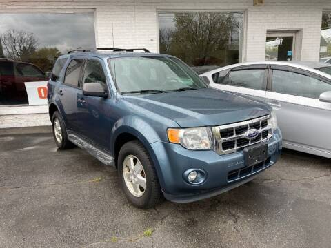 2011 Ford Escape for sale at ENFIELD STREET AUTO SALES in Enfield CT