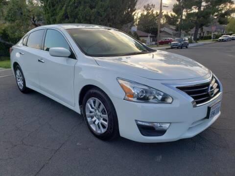 2015 Nissan Altima for sale at CAR CITY SALES in La Crescenta CA