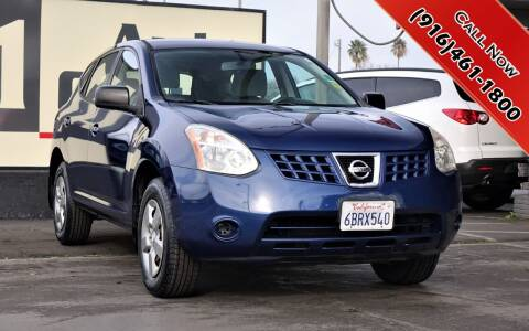 2008 Nissan Rogue for sale at H1 Auto Group in Sacramento CA