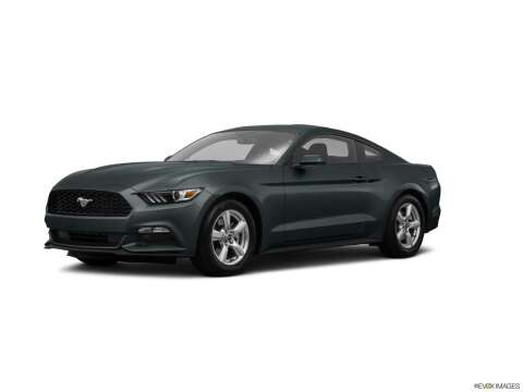 2015 Ford Mustang for sale at Bourne's Auto Center in Daytona Beach FL