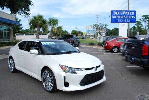 2015 Scion tC for sale at BlueWater MotorSports in Wilmington NC