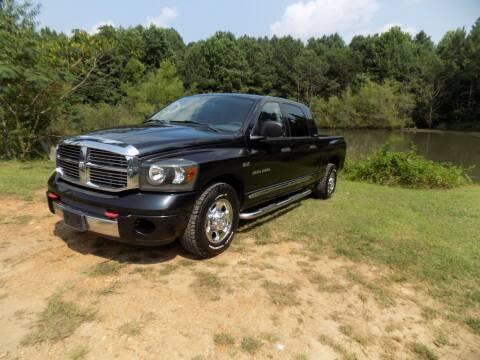 2007 Dodge Ram Pickup 1500 for sale at S.S. Motors LLC in Dallas GA