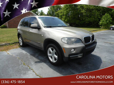 2007 BMW X5 for sale at CAROLINA MOTORS in Thomasville NC