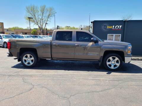 2014 Chevrolet Silverado 1500 for sale at THE LOT in Sioux Falls SD
