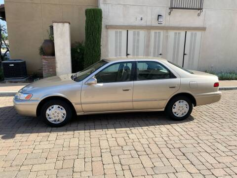 1998 Toyota Camry for sale at California Motor Cars in Covina CA