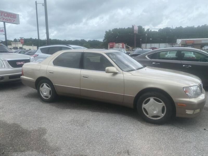 2000 Lexus LS 400 for sale in Northport, AL