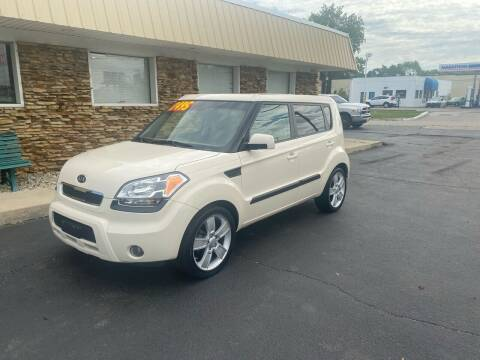2011 Kia Soul for sale at Walker Motors in Muncie IN