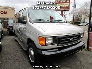 2003 Ford E-Series Wagon for sale at M J Traders Ltd. in Garfield NJ