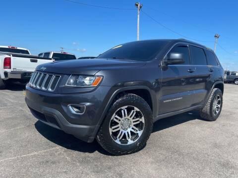 2014 Jeep Grand Cherokee for sale at Superior Auto Mall of Chenoa in Chenoa IL