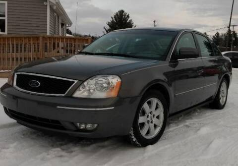 2005 Ford Five Hundred for sale at Hilltop Auto in Clare MI