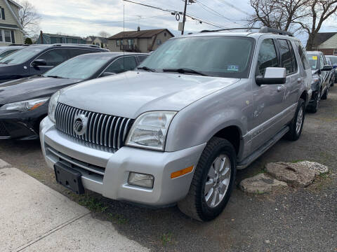 2010 Mercury Mountaineer for sale at Charles and Son Auto Sales in Totowa NJ