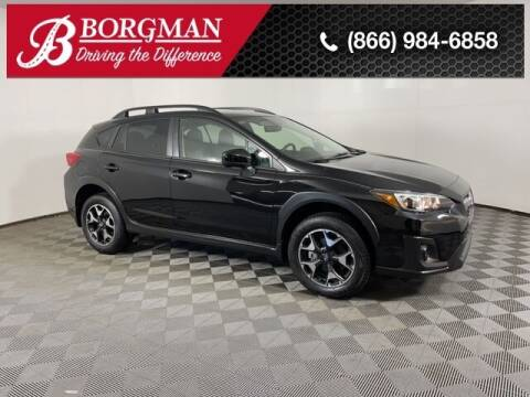 2019 Subaru Crosstrek for sale at BORGMAN OF HOLLAND LLC in Holland MI