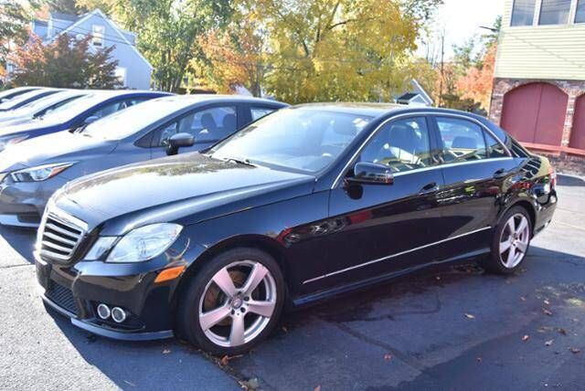 2010 Mercedes-Benz E-Class for sale at Absolute Auto Sales, Inc in Brockton MA