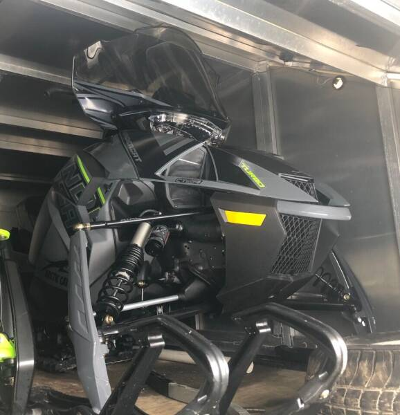2021 Arctic Cat ZR 9000 Thundercat ATAC for sale at Champlain Valley MotorSports in Cornwall VT