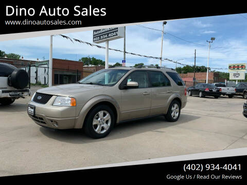 2005 Ford Freestyle for sale at Dino Auto Sales in Omaha NE