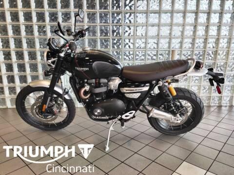 2020 Triumph Scrambler for sale at TRIUMPH CINCINNATI in Cincinnati OH