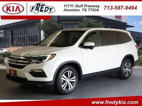 2016 Honda Pilot for sale at FREDY KIA USED CARS in Houston TX