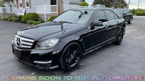 2012 Mercedes-Benz C-Class for sale at RBT Automotive LLC in Perry OH