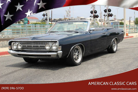 1968 Ford Fairlane 500 for sale at American Classic Cars in La Verne CA