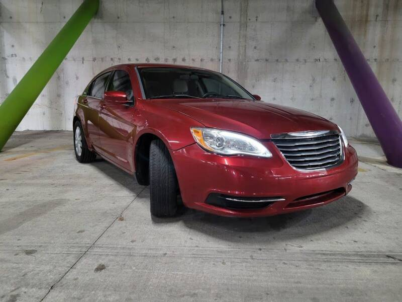 2012 Chrysler 200 for sale at Kelley Autoplex in San Antonio TX