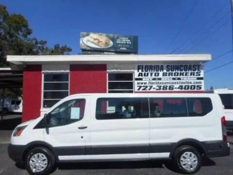 2015 Ford Transit Passenger for sale at Florida Suncoast Auto Brokers in Palm Harbor FL