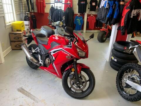 2021 Honda CBR300R for sale at Dan Powers Honda Motorsports in Elizabethtown KY