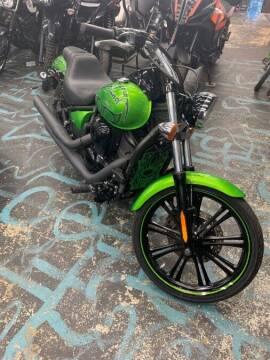 2014 Kawasaki VULCAN CUSTOM for sale at Autoforward Motors Inc in Brooklyn NY